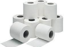دستمال کاغذی رولی
