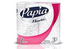 دستمال کاغذی پاپیا