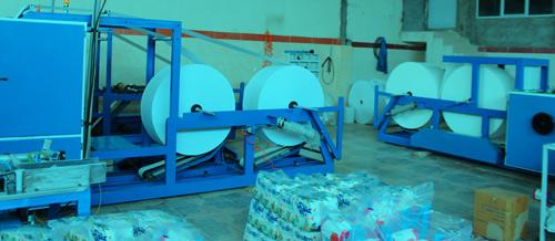 تولید دستمال کاغذی در کرج
