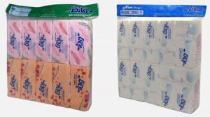 دستمال کاغذی فلکسی بیتا