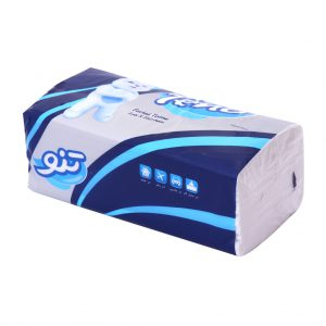 دستمال کاغذی نایلونی تنو