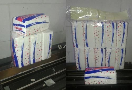 دستمال کاغذی فانوس