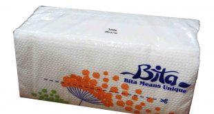 دستمال کاغذی 300 برگ بیتا