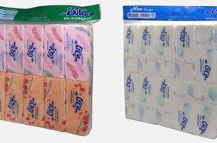 دستمال کاغذی بیتا